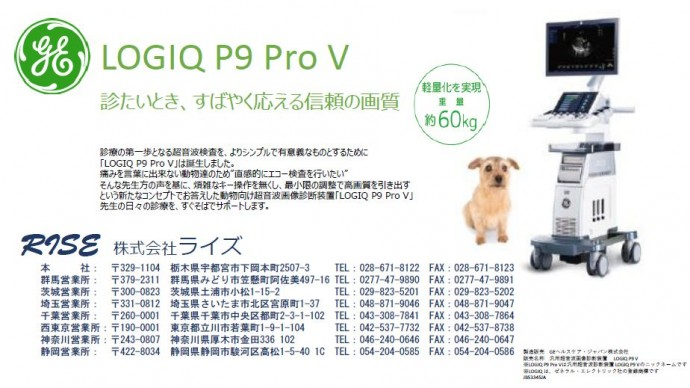 p9pro広告